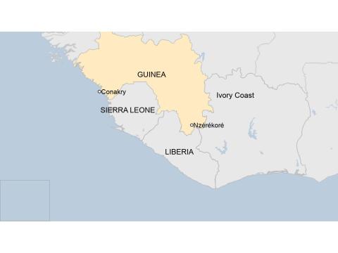 Новая вспышка эболы в Гвинее