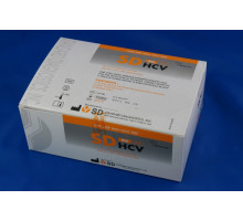 02FK10  Набор для определения антител к вирусу гепатита С  методом иммунохроматографии