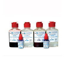 021205 Микро-HUCKER-НИЦФ Набор реактивов для окраски по Граму в модификации Hucker (100 мл)
