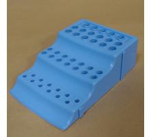 10422 Штатив для микропробирок трехуровневый