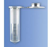 MCT-200-C Микроцентрифужные пробирки градуированные объемом 2,0 мл (Axygen, 500шт./уп.)