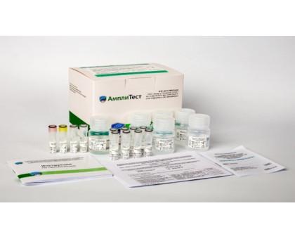 """К-V005-L- FRT Набор реагентов для выявления РНК коронавируса SARS-CoV-2  (COVID-19) методом изотермической амплификации """"АмплиТест SARS-CoV-2 LAMP"""", 96 реакций"""